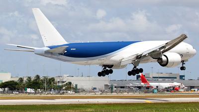 N702GT - Boeing 777-F16 - Southern Air