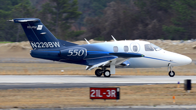 N229BW - Eclipse Aviation Eclipse 550 - Private