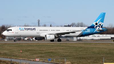 A picture of CGEZO - Airbus A321211 - Air Transat - © Daniel Lapierre Forget
