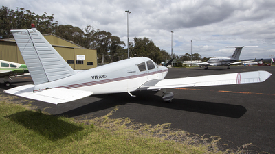 VH-ARC - Piper PA-28-140 Cherokee - Private
