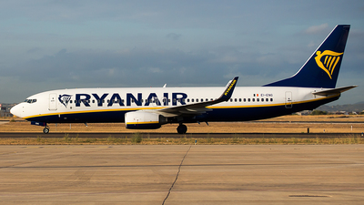 EI-ENG - Boeing 737-8AS - Ryanair
