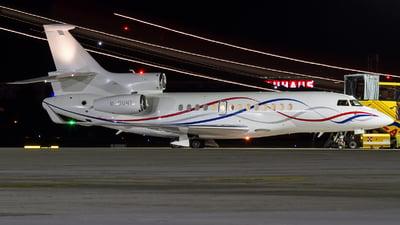 M-OUNT - Dassault Falcon 7X - Private