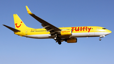 D-AHFX - Boeing 737-8K5 - TUIfly