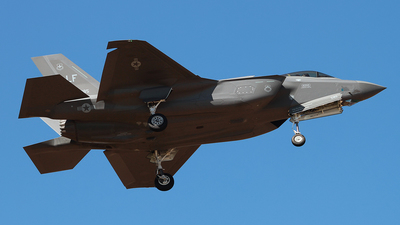 15-5185 - Lockheed Martin F-35A Lightning II - United States - US Air Force (USAF)