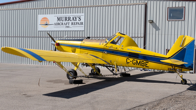 C-GMBE - Air Tractor AT-502B - Fox Coulee Aviation