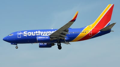 N445WN - Boeing 737-7H4 - Southwest Airlines