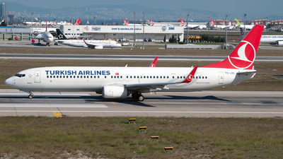 TC-JYI - Boeing 737-9F2ER - Turkish Airlines