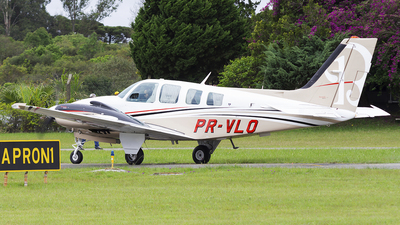 PR-VLO - Beechcraft 58 Baron - Private
