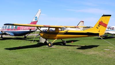 C-GASJ - Cessna 150H - Private