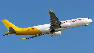 B-LDR - Airbus A330-343P2F - Air Hong Kong