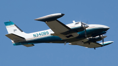 N340BS - Cessna 340 - Private