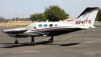 A picture of N241TS - Cessna 421B - [421B0110] - © C. v. Grinsven