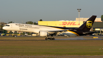 N431UP - Boeing 757-24A(PF) - United Parcel Service (UPS)