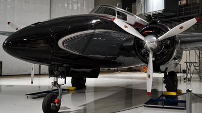 N177L - Lockheed 18 Lodestar H-250 Tri-Gear - Private