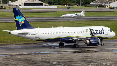 A picture of PRYRX - Airbus A320251N - Azul Linhas Aereas - © Eduardo Salesp