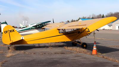CF-XIX - Piper J-3F-65 Cub - Private