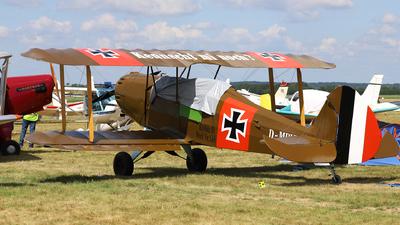 D-MRYI - Platzer Kiebitz B8 - Private