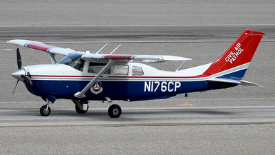 N176CP - Cessna T206H Stationair TC - United States - US Air Force Civil Air Patrol