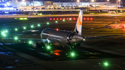 9V-JSA - Airbus A320-232 - Jetstar Airways