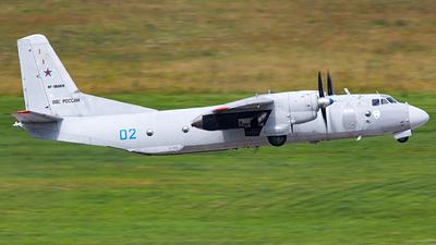 RF-36069 - Antonov An-26 - Russia - Air Force