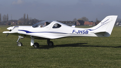 F-JHSB - AeroSpool Dynamic WT9 - Private
