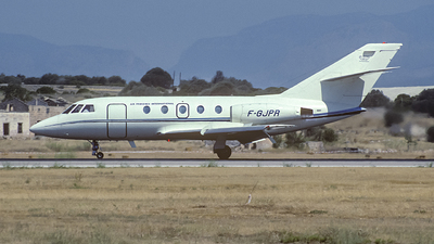 F-GJPR - Dassault Falcon 20C - Air Provence International