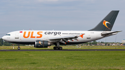 A picture of TCVEL - Airbus A310308(F) - ULS Airlines Cargo - © Andre Pfitzner