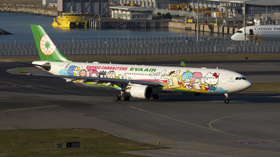 B-16332 - Airbus A330-302 - Eva Air