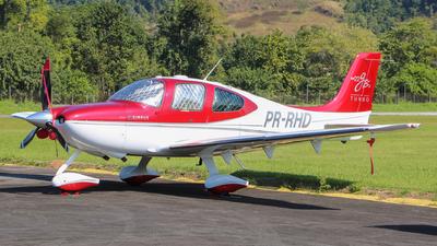PR-RHD - Cirrus SR22-GTSx G3 Turbo - Private
