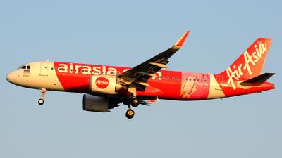 HS-BBZ - Airbus A320-251N - Thai AirAsia