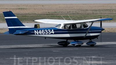 A picture of N46334 - Cessna 172K Skyhawk - [17257192] - © Agustin Anaya