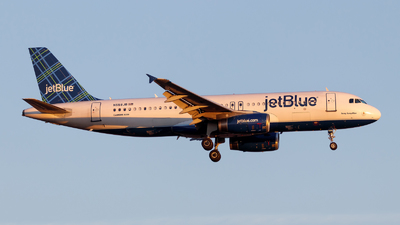 A picture of N558JB - Airbus A320232 - JetBlue Airways - © Oliver Richter