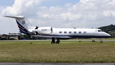 N3918Y - Gulfstream G450 - Private