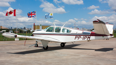 PP-IPM - Beechcraft C35 Bonanza - Private