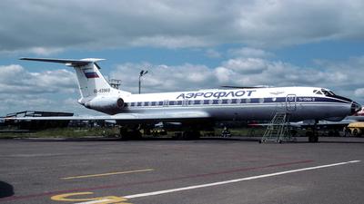 RA-65969 - Tupolev Tu-134A-3 - Komiavia