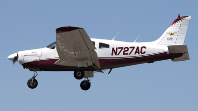 N727AC - Piper PA-28-181 Cherokee Archer II - Private