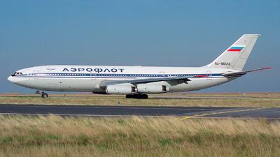 RA-86124 - Ilyushin IL-86 - Aeroflot
