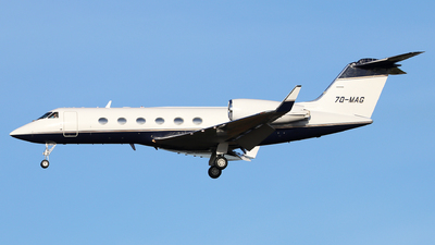 7Q-MAG - Gulfstream G-IV(SP) - Private