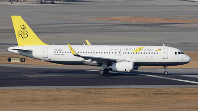 A picture of V8RBX - Airbus A320232 - Royal Brunei Airlines - © Jan Seler