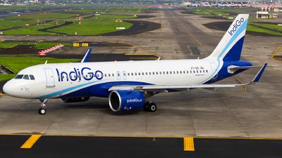 A picture of VTIZC - Airbus A320271N - IndiGo - © Aneesh Bapaye