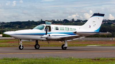 PT-JRU - Cessna 402B - Private