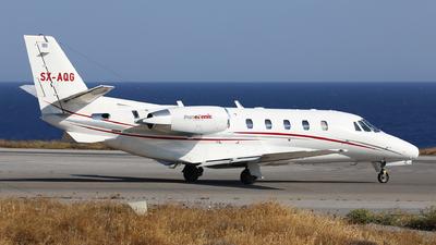 SX-AQG - Cessna 560XL Citation XLS - Private