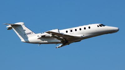 I-BNET - Cessna 650 Citation VII - Aliserio