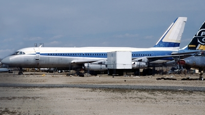N812AJ - Convair CV-880 - Private