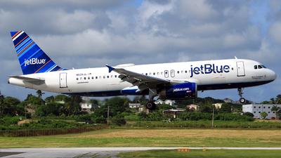 N526JL - Airbus A320-232 - jetBlue Airways