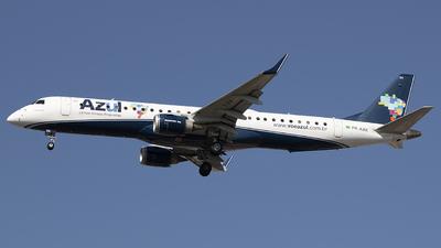 PR-AXK - Embraer 190-200IGW - Azul Linhas Aéreas Brasileiras