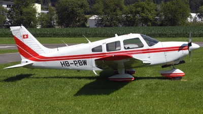HB-PBW - Piper PA-28-181 Cherokee Archer II - Private