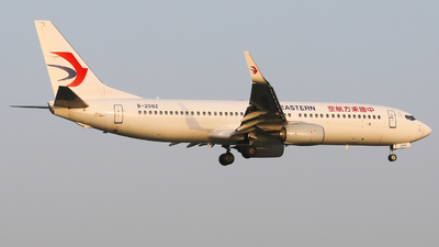 B-208Z - Boeing 737-89P - China Eastern Airlines