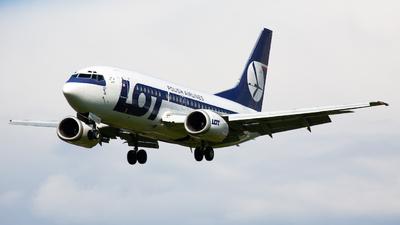 SP-LKB - Boeing 737-55D - LOT Polish Airlines