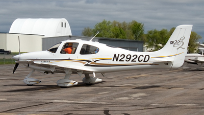 N292CD - Cirrus SR22-G2 - Private